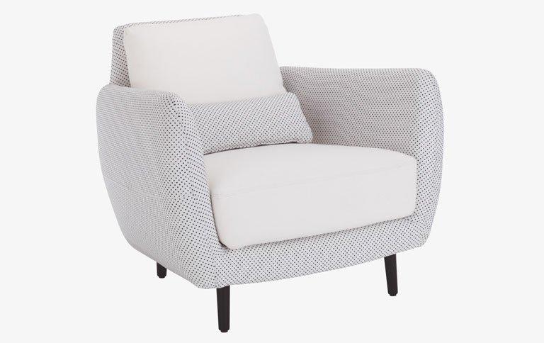 retro sessel mit punkten bei habitat news sch ner wohnen. Black Bedroom Furniture Sets. Home Design Ideas