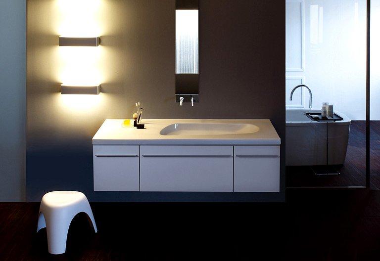leuchte aus collection palomba von laufen. Black Bedroom Furniture Sets. Home Design Ideas
