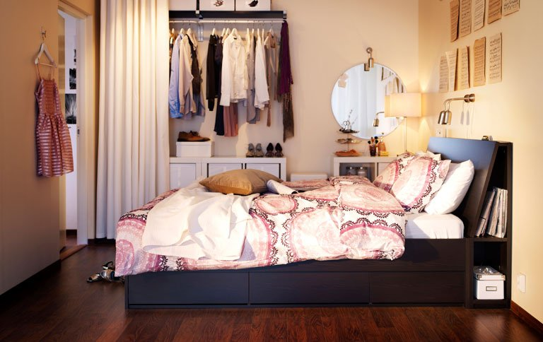 ikea bett mit himmel ideas about ikea headboard on faux. Black Bedroom Furniture Sets. Home Design Ideas