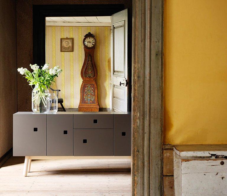 inspiration einrichten mit herbstfarben sch ner wohnen. Black Bedroom Furniture Sets. Home Design Ideas