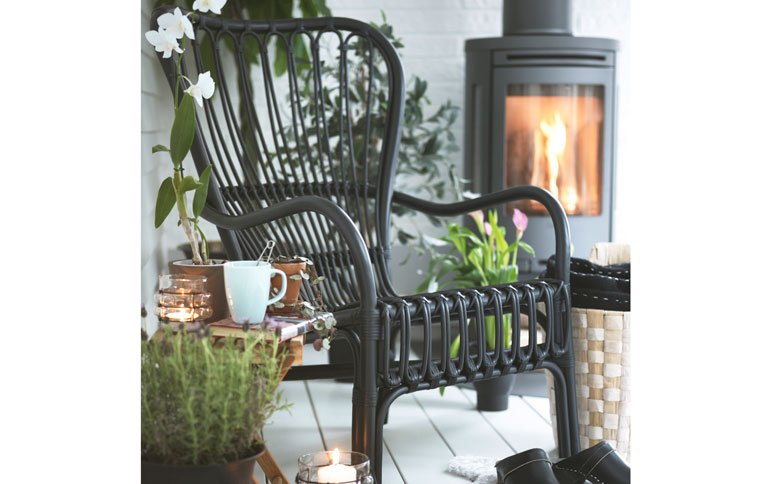 handgefertigte rattan sessel bei ikea news sch ner. Black Bedroom Furniture Sets. Home Design Ideas