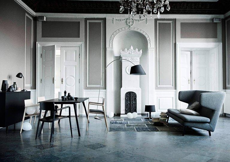 Farbige Waende Wohnzimmer Beige