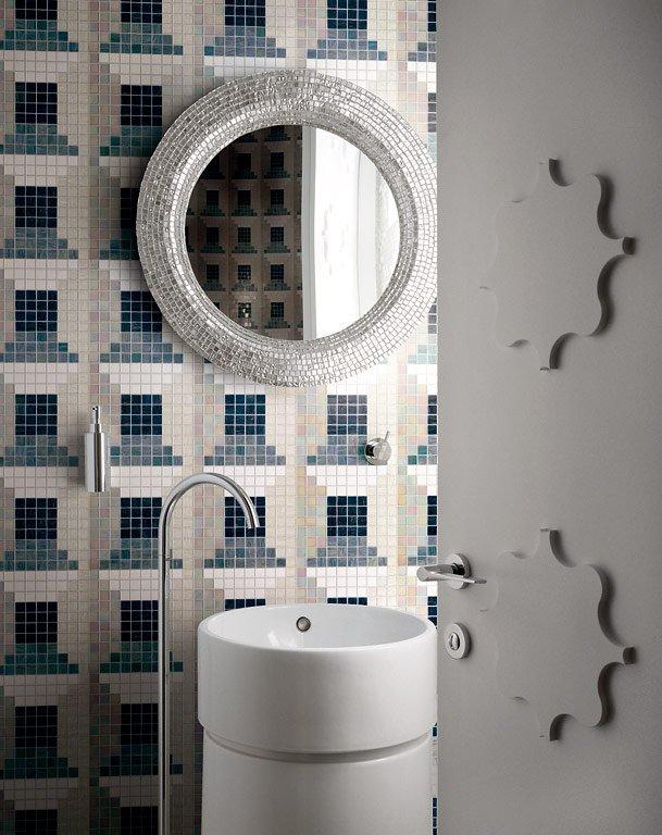 Mosaikfliesen für Muster im Bad - Bild 14 - [SCHÖNER WOHNEN]