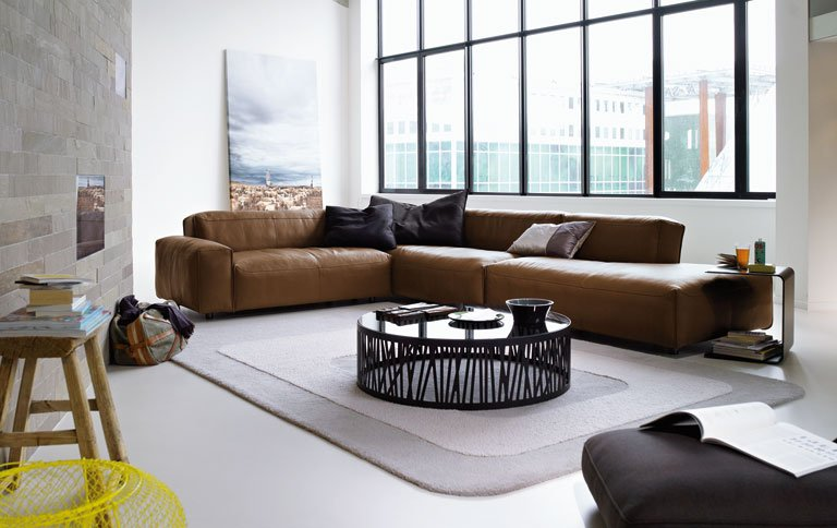 sofa mio von rolf benz tipp des tages sch ner wohnen. Black Bedroom Furniture Sets. Home Design Ideas