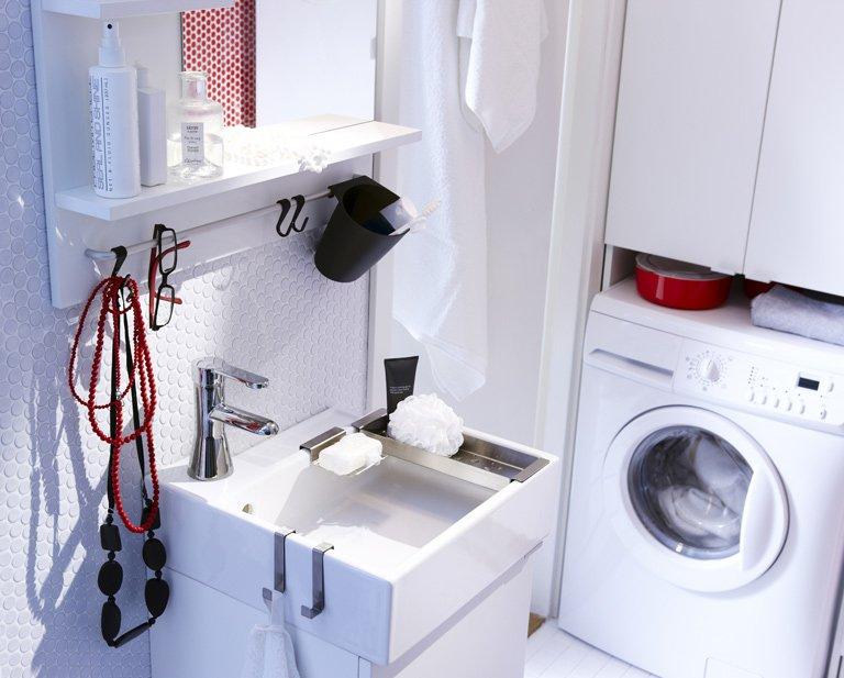 Waschmaschinenschrank lillangen ikea bad wandschrank hängeschrank