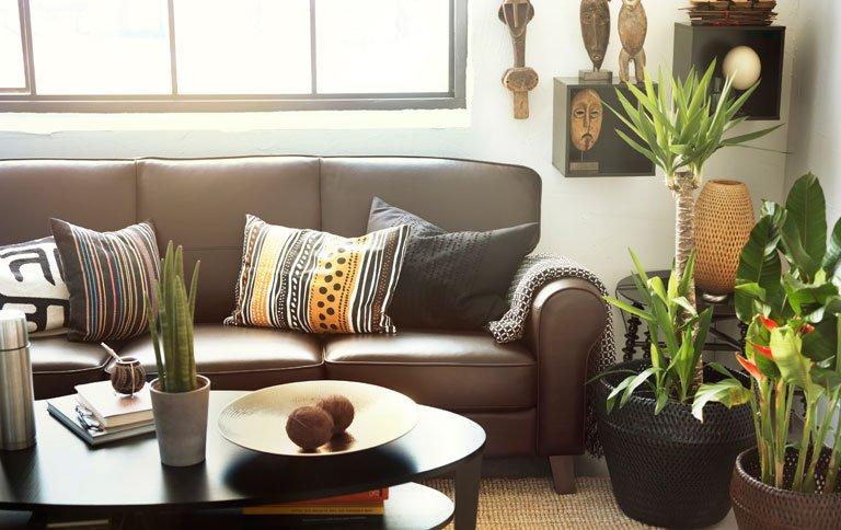 ystad m bel im kolonialstil bei ikea sch ner wohnen. Black Bedroom Furniture Sets. Home Design Ideas