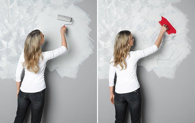 Gut gemocht Wandgestaltung in Betonoptik - [SCHÖNER WOHNEN] PS51