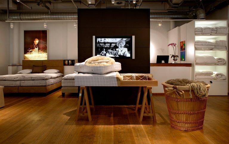 Stilwerk Berlin Betten betten luxus label savoir beds kommt nach düsseldorf schöner
