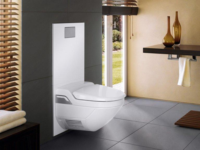 fotostrecke geberit wc aquaclean 8000plus bild 5 sch ner wohnen. Black Bedroom Furniture Sets. Home Design Ideas