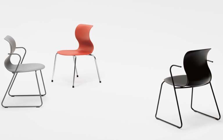 schulstuhl pro von konstantin grcic sch ner wohnen. Black Bedroom Furniture Sets. Home Design Ideas