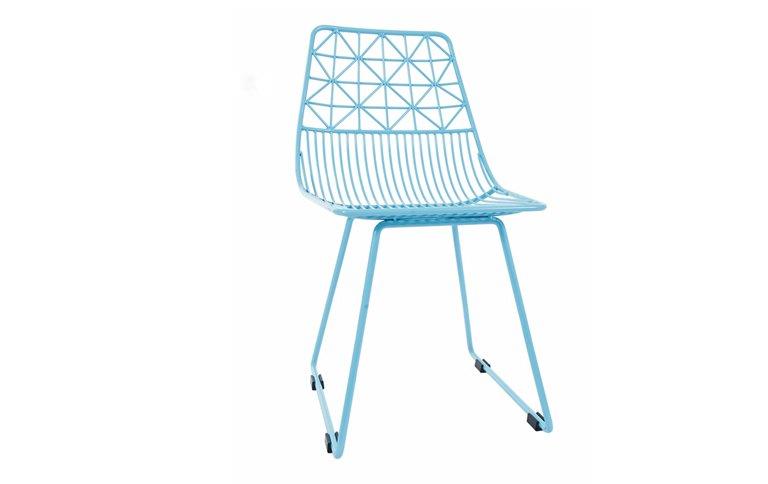 farbige metallst hle f r kinder sch ner wohnen. Black Bedroom Furniture Sets. Home Design Ideas