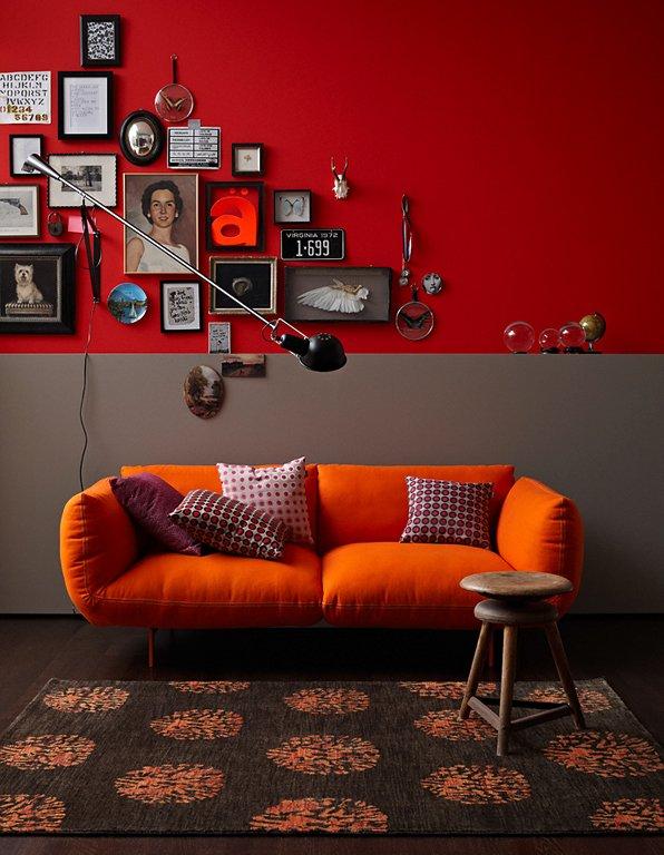 farbkombis mit sch ner wohnen farbe sch ner wohnen. Black Bedroom Furniture Sets. Home Design Ideas