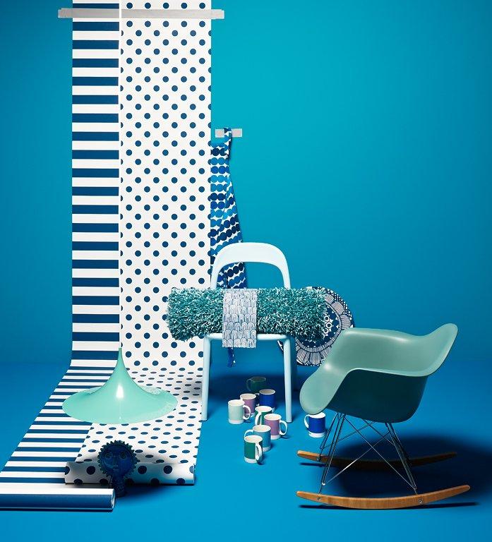 Inspiration: Cool: Azurblau zu Weiß und Türkis - Bild 6 - [SCHÖNER ...