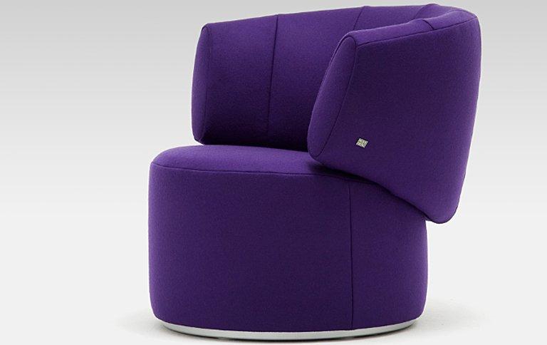 Drehbarer Sessel 684 Von Rolf Benz Schöner Wohnen