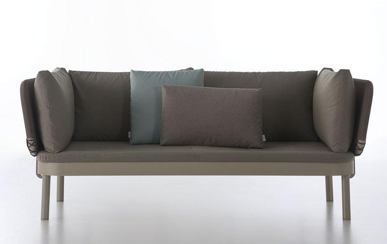 outdoor serie von stefan diez sch ner wohnen. Black Bedroom Furniture Sets. Home Design Ideas
