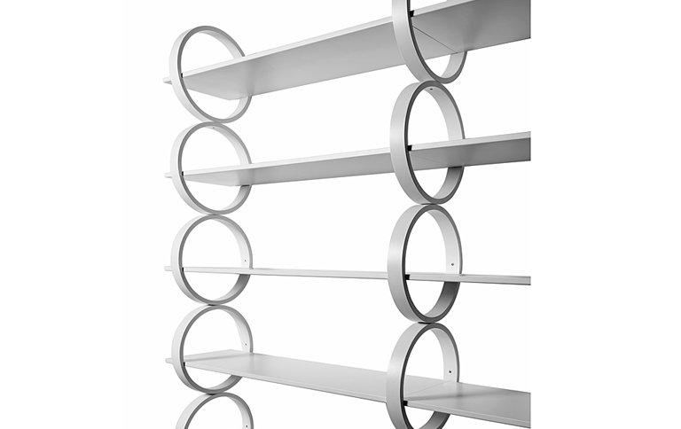 regal funktioniert im stecksystem sch ner wohnen. Black Bedroom Furniture Sets. Home Design Ideas