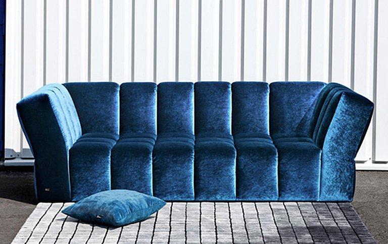 sofa chocolat von bretz tipp des tages sch ner wohnen. Black Bedroom Furniture Sets. Home Design Ideas