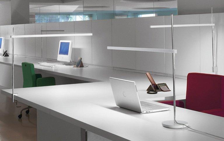 schreibtischleuchten sch ner wohnen. Black Bedroom Furniture Sets. Home Design Ideas