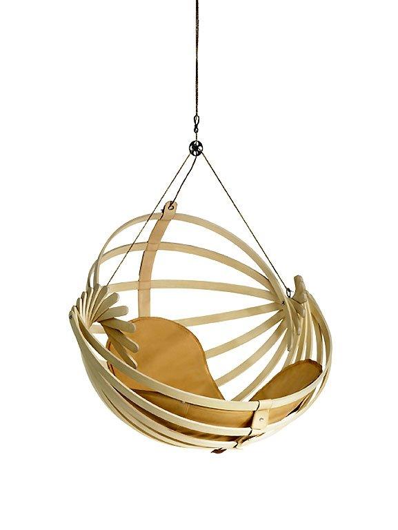 h ngesessel f r drinnen und drau en sch ner wohnen. Black Bedroom Furniture Sets. Home Design Ideas