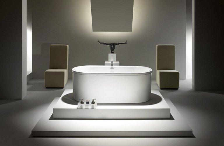 fotostrecke 10 top produkte von kaldewei sch ner wohnen. Black Bedroom Furniture Sets. Home Design Ideas