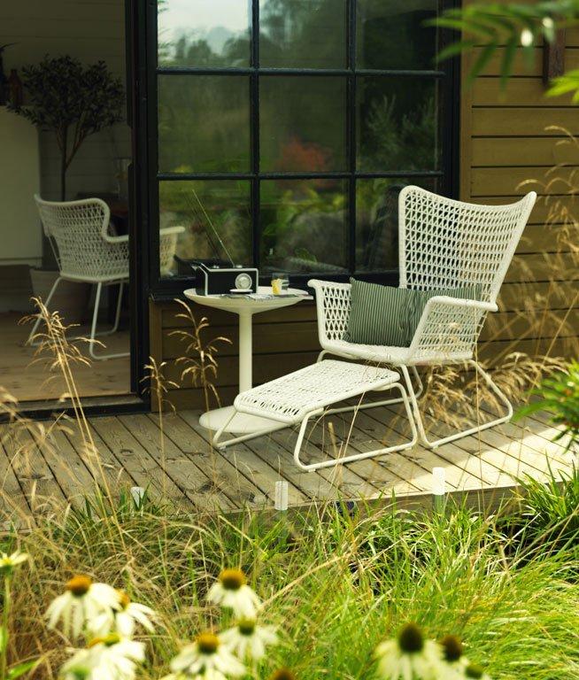 terrasse & balkon: die gemütliche seite des sommers: relaxmöbel, Hause deko
