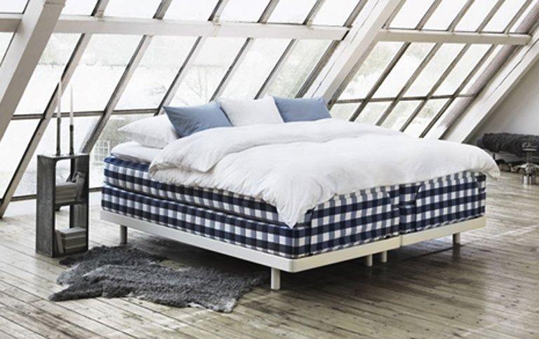 verstellbares bett lenoria von h stens sch ner wohnen. Black Bedroom Furniture Sets. Home Design Ideas