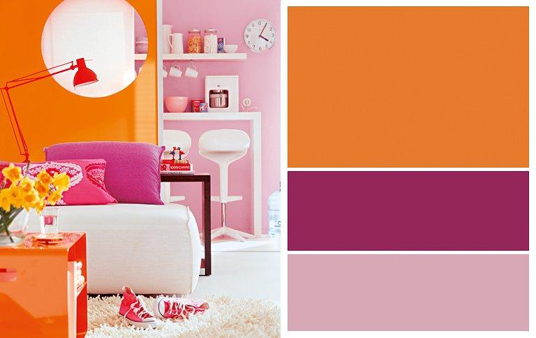 Farben Kombinieren Sunshine Appartment Bild 11 Schoner Wohnen