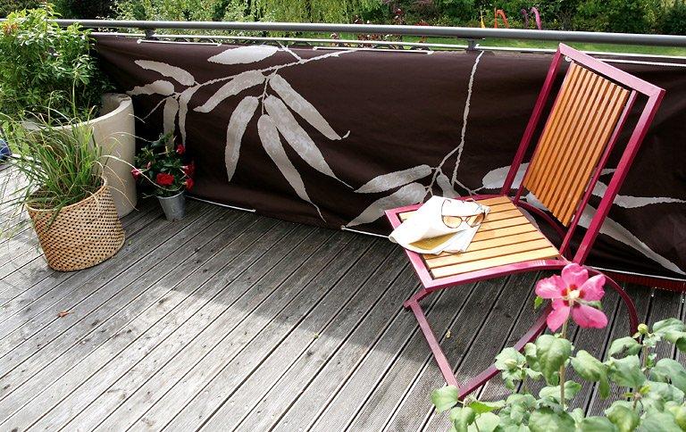 balkonverkleidung darauf sollten sie achten sch ner wohnen. Black Bedroom Furniture Sets. Home Design Ideas
