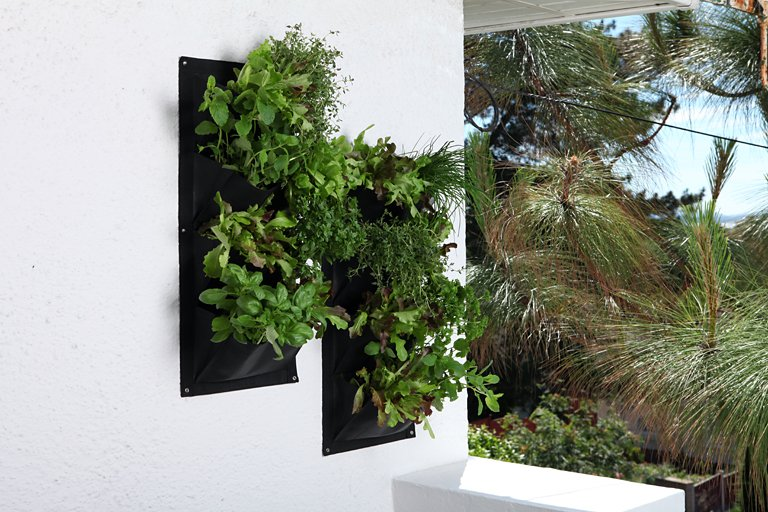 Gärtnern Ohne Garten Auf Dem Balkon - [schÖner Wohnen] Vertikale Garten Ideen Garten Balkon