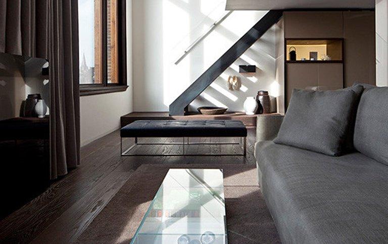 piero lissoni gestaltet amsterdamer conservatorium hotel sch ner wohnen. Black Bedroom Furniture Sets. Home Design Ideas
