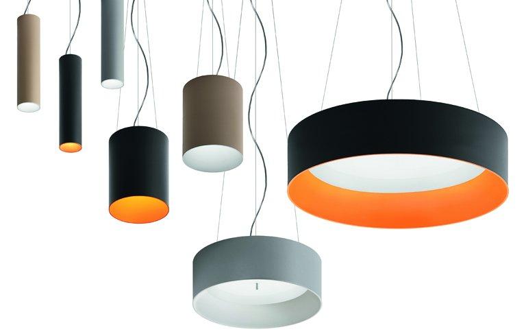 pendelleuchte tagora bei artemide sch ner wohnen. Black Bedroom Furniture Sets. Home Design Ideas