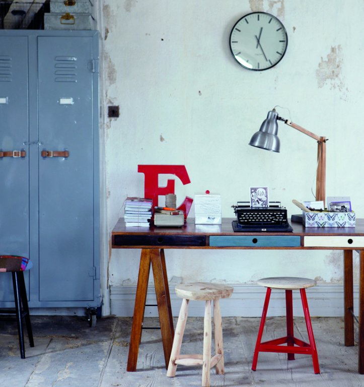 Sekretär – praktisches Möbel für mehr Ordnung - [SCHÖNER WOHNEN]