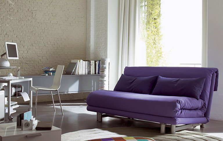 flexible m bel schlafsofa multy von ligne roset bild 8 sch ner wohnen. Black Bedroom Furniture Sets. Home Design Ideas