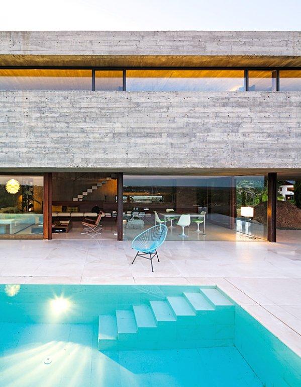 außen fussbodenlampen für poolanlage