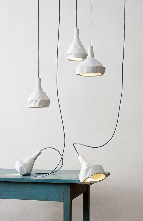 fotostrecke m bel leuchten und accessoires aus beton sch ner wohnen. Black Bedroom Furniture Sets. Home Design Ideas