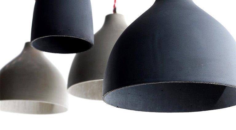 Betonmöbel Alles Zu Betontischen Lampen Co Schöner Wohnen