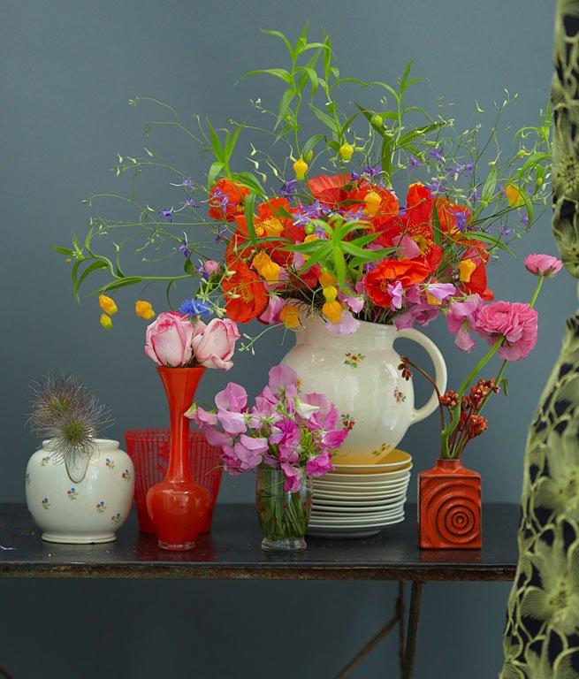 Welche Vase Für Welche Blume Schöner Wohnen