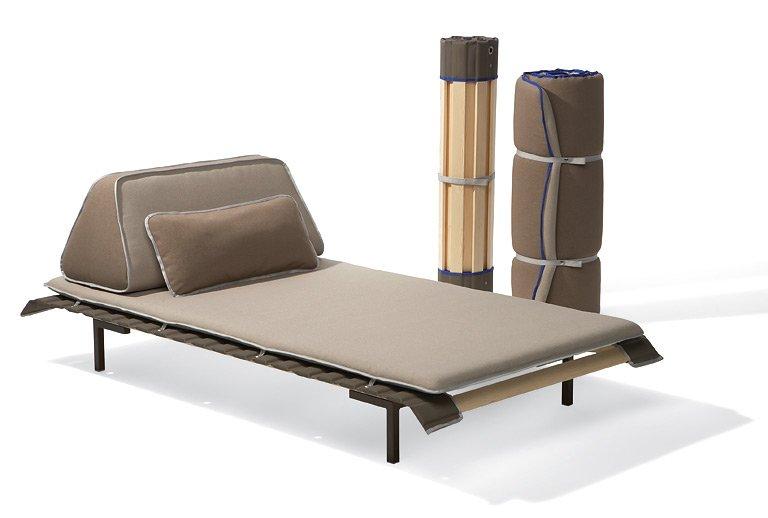 fotostrecke viel platz gartenliege dish s island von. Black Bedroom Furniture Sets. Home Design Ideas