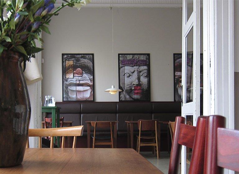Outdoorküche Klein Cafe : Fotostrecke: cafés hotels design museen: die schÖner wohnen tipps