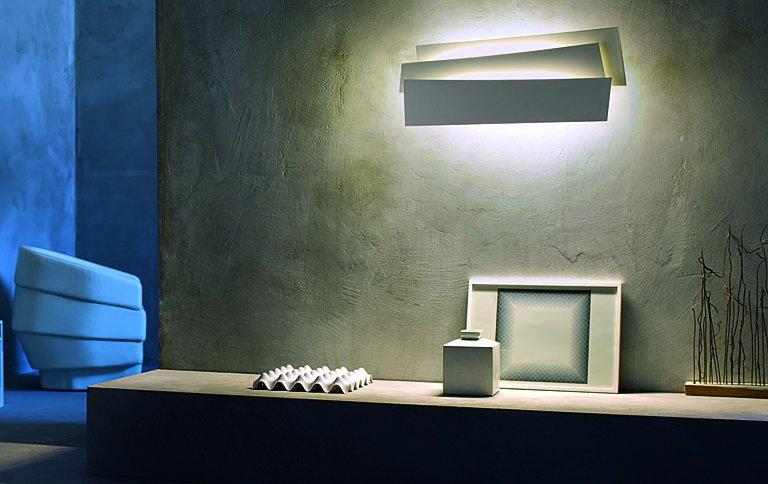 leuchte innerlight aus lackiertem stahl sch ner wohnen. Black Bedroom Furniture Sets. Home Design Ideas