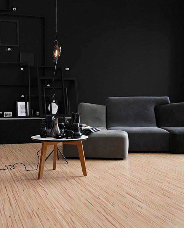 bei zweifarbigen w nden mit abget ntem farbton vorstreichen bild 10 sch ner wohnen. Black Bedroom Furniture Sets. Home Design Ideas
