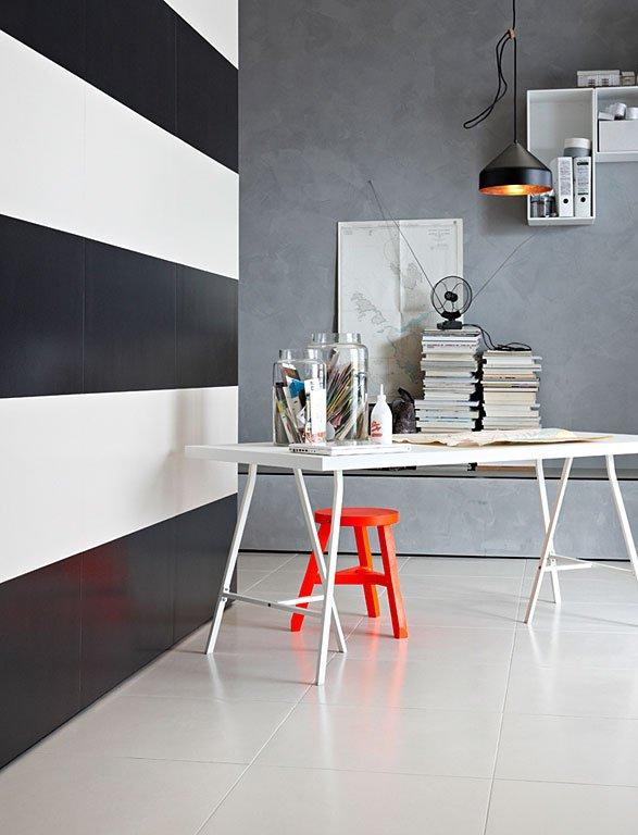 know how keine angst vor schwarz und wei bild 12 sch ner wohnen. Black Bedroom Furniture Sets. Home Design Ideas