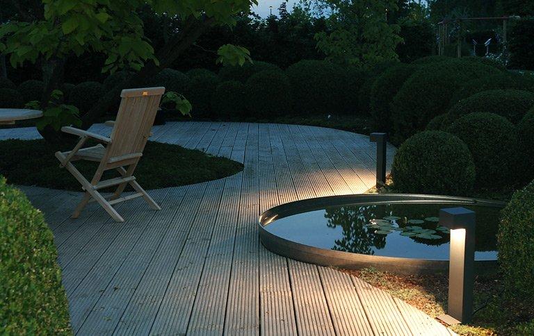 Gut bekannt Gartenbeleuchtung – von LED bis solar - [SCHÖNER WOHNEN] PS58