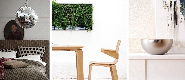 je nach vorliebe w nde neu gestalten bild 19 sch ner wohnen. Black Bedroom Furniture Sets. Home Design Ideas