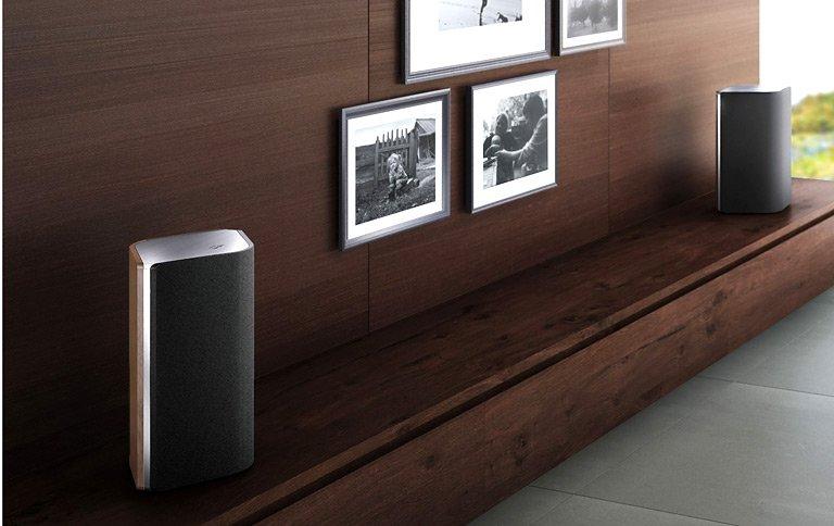 warmer klang mit r hrenverst rker da e750 von samsung. Black Bedroom Furniture Sets. Home Design Ideas