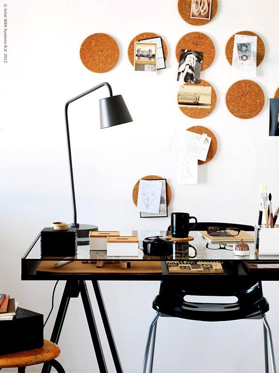 m bel und accessoires mit kork sch ner wohnen. Black Bedroom Furniture Sets. Home Design Ideas