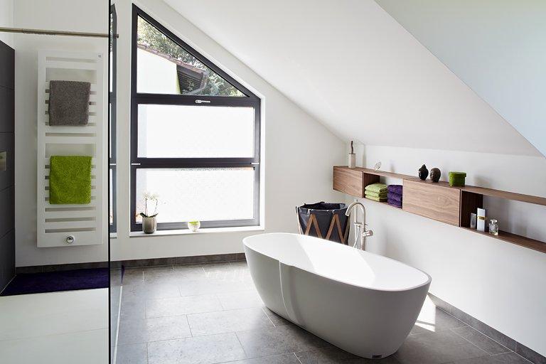 2 platz modernisierungs wettbewerb helles badezimmer bild 5 sch ner wohnen. Black Bedroom Furniture Sets. Home Design Ideas