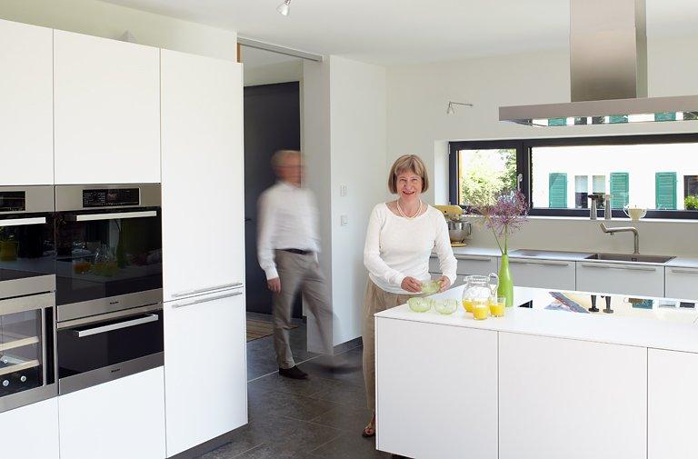 ... alten reihenhaus umbau und einrichten im umbau küche ins wohnzimmer