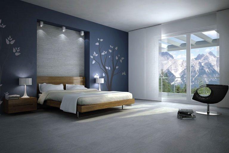 de.pumpink.com | steinwand bauhaus - Wohnzimmer Grau Laminat