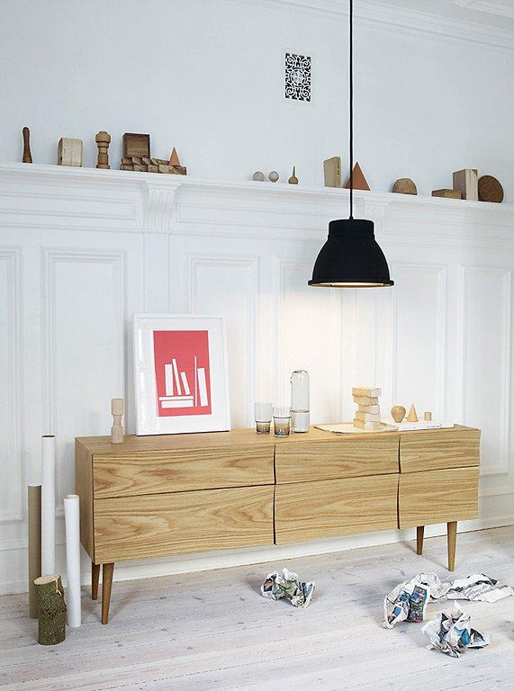 die industrieleuchte sch ner wohnen. Black Bedroom Furniture Sets. Home Design Ideas
